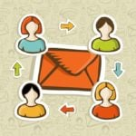 integrate blog, social media and email
