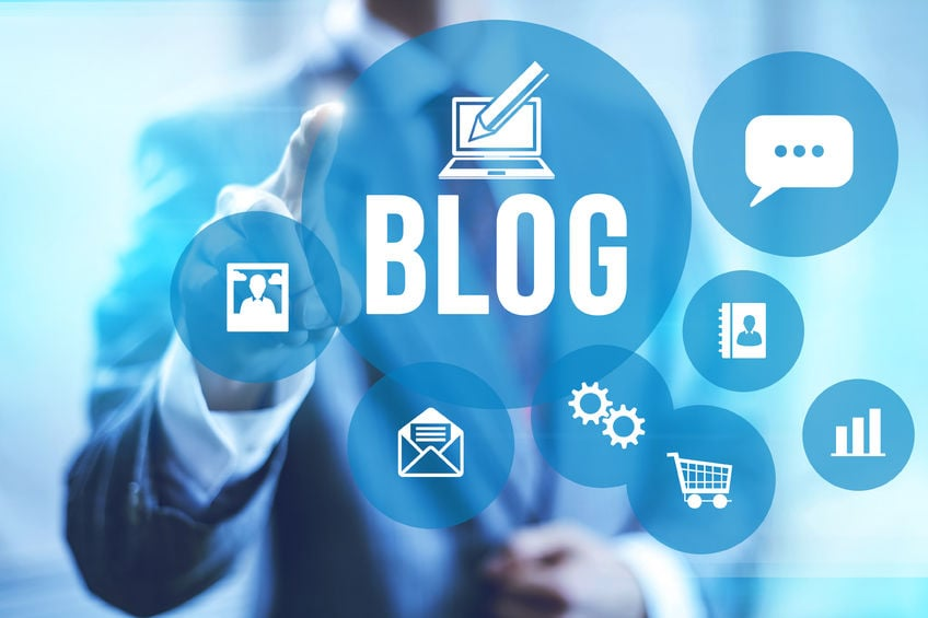 link blog readers to content