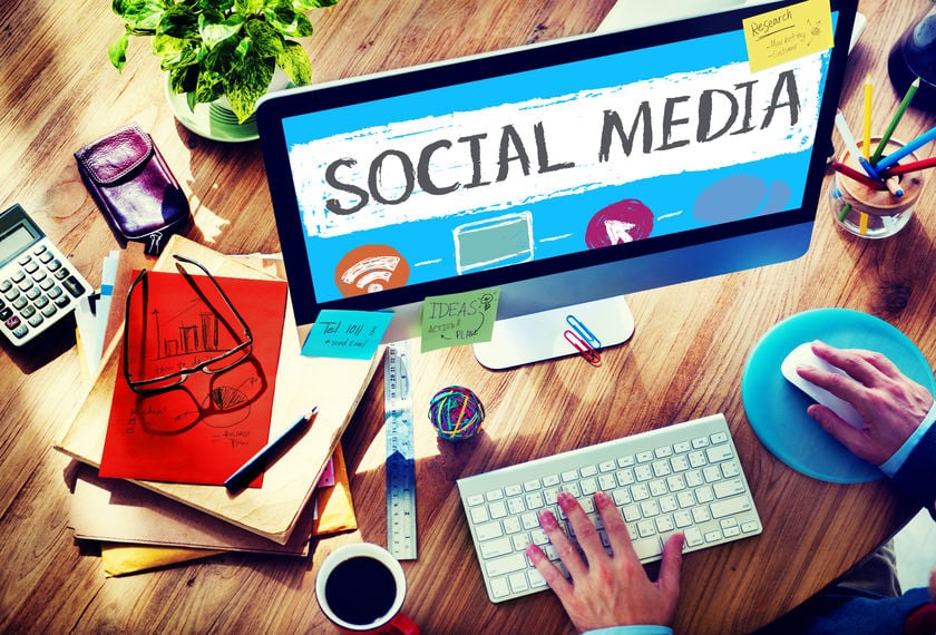 role of social media for conversion